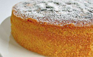 French almond cake flickr2