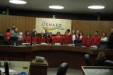 Oxnard Council:  golf course fiasco, new transit district bylaws, City Manager recruitment, recycling facility takeover.