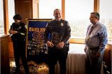Mike Wood honored as Officer of the year by Kiwanis Club of Oxnard
