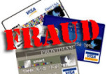 Suspect arrested for fraudulent credit cards and fraudulently collecting State benefits