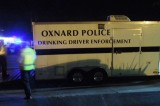Oxnard PD release stats on Saturday's DUI checkpoints