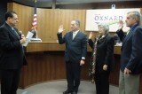 Oxnard election winners sworn in- no change to the Council