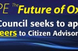 Oxnard solicited, will appoint Citizen Advisory Groups (CAG) members Tuesday night.