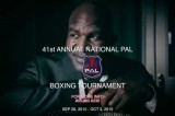 41st Annual National P.A.L. Boxing Championship- Next week in Oxnard!