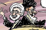 Cartoonist Chip Bok: Happy Jewish New Year from Iran