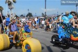 What is a Kinetic Sculpture Race?