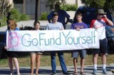 """Go Fund Yourself"": Planned Parenthood Protesting"