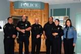 Hueneme Police officers welcomed, honored
