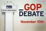 Fox Business Network Hosts Next GOP Debate Nov. 10