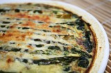 Recipe of the Week: Spinach Quiche