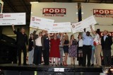 Cheers to 10 Years! PODS celebrates milestone with blowout charity fundraiser