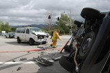 Collision in Simi Valley under Investigation