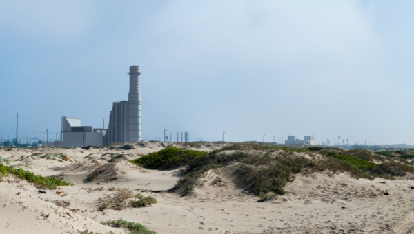 36?acre Mandalay Generating Station (MGS) property at 393 North Harbor Boulevard in Oxnard, Ventura County -- Photo California Energy Commission