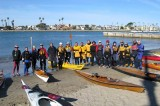 Persistent kayakers continue fight via Coastal Commission for use of Kiddie Beach launch at Channel Islands Harbor