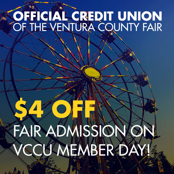 VCCU Member Day at the Ventura County Fair