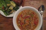 Recipe of the Week:  Lentil and Barley Stew