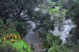 Person Swept Away by Swift Water / Three Rescued in Newbury Park