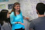 Top Cal Lutheran teaching honor awarded: Mathematician is a dedicated professor and adviser