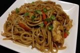 Recipe of the Week: Chicken Chow Mein
