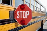 Simi Valley PD Stop For School Buses