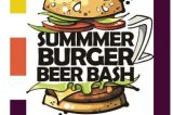 Menu Leak: So many burgers, so little time – Summer Burger Beer Bash – Augs. 28th