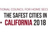 Moorpark and Fillmore are named in Top Ten Safest Cities in California for 2018
