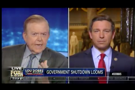 Lou Dobbs explodes: 'Why doesn't someone tell Speaker Ryan to go to hell? He'd sell out his mother!' (Video)