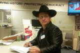 Court battle to restore citizens right to run for the public office of elected County Sheriff.