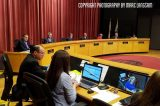 SB54 Sanctuary state opponents lecture, demand action from Thousand Oaks City Council