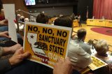 Public Puts SB54 Sanctuary State on Its Own Thousand Oaks Council Agenda