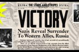 VE Day Anniversary- Victory in Europe! May 8, 1945
