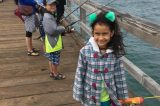Sunday on the Hueneme Pier with Reel Guppies!