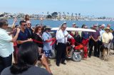 Ribbon Cutting for Hard-Fought New Oxnard Kiddie Beach Paddle Craft Launch Lane