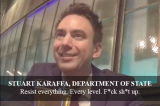 "Deep State Unmasked: State Department on Hidden Cam, ""Resist Everything,"" ""I Have Nothing to Lose"""