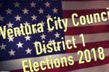 Ventura's District 1 City Council Debate Candidates Differentiate Themselves