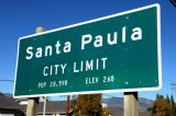 Santa Paula: Ad Hoc Relocation of Civic Center and All Municipal Functions