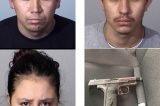 Oxnard | Traffic Stop Leads to Arrest of Suspects for Possession of Loaded Firearm