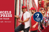Metrolink Hits a Home Run with Angels Express Train Service for Select Angels Home Games