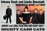 Two Tributes, One Night! | Might Cash Cats Present Johnny Cash and Linda Ronstadt
