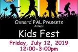 Kids Fest in Oxnard this Friday!