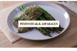 Recipe of the Week | Watch Fabio's Kitchen: Pesto Steak & Asparagus