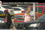 Person Opens Fire In Texas Church — And Multiple Armed Congregants Rush The Shooter