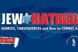 You're Invited!  AFA's Conference-  Jew Hatred: Sources, Consequences and How to Combat it