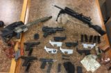Drug Diversion Investigation Leads to a Firearm-Related Arrest