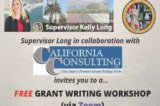 FREE Grant writing workshop – July 22nd