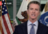 Newsom sends his children back to school classrooms in California