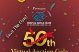 Boys and Girls Club of Moorpark and Simi Valley – Save the Date – 2020 Virtual Auction Gala