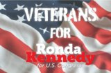 POLITICS | Veterans and Active Military! Ronda Kennedy For Congress