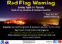 Ventura County given a Red Flag Warning