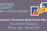 Domestic Violence Awareness Month Essential Supply Drive